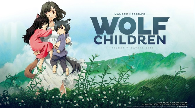 Movie Monday: Wolf Children