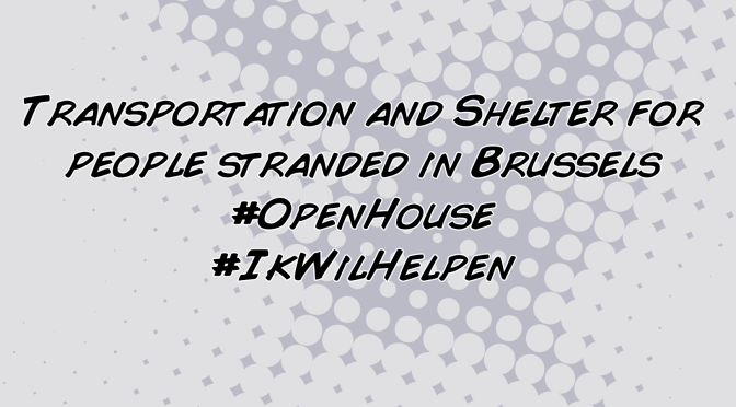 #IkWilHelpen Find help in Brussels